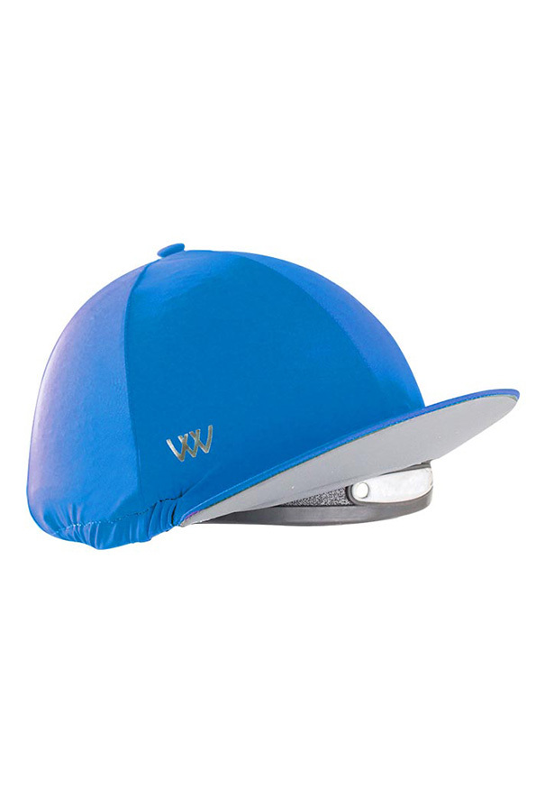 Woof Wear Convertible Hat Cover - Electric Blue