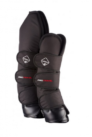 image of LeMieux Carbon Travel Boots