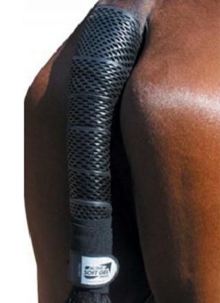 image of Acavallo Gel Tail Bandages