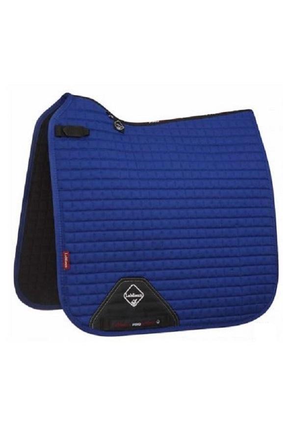 LeMieux ProSport Cotton Dressage Square - Benetton Blue