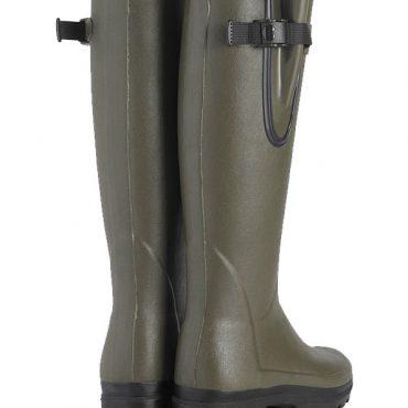 Le Chameau Ladies Vierzonord Boots - Vert Chameau