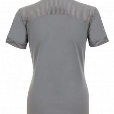 LeMieux Ladies Adrina Show Shirt - Grey