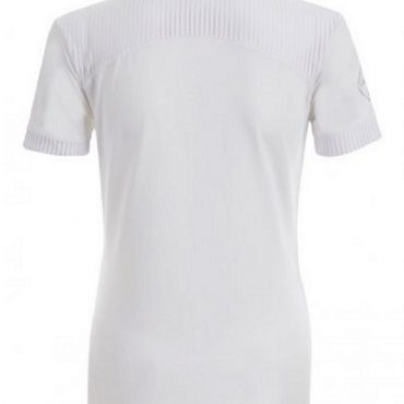 LeMieux Ladies Adrina Show Shirt - White
