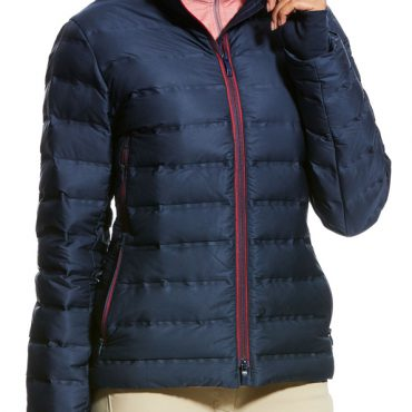 Ariat Ladies Braze Performance Down Jacket Team