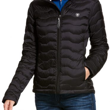 Ariat Ladies Ideal 3.0 Down Jacket Black