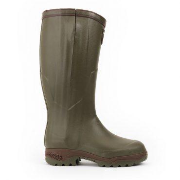 Aigle Parcours 2 ISO Open Boots - Kaki