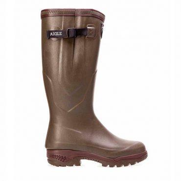 Aigle Parcours 2 ISO Boots - kaki