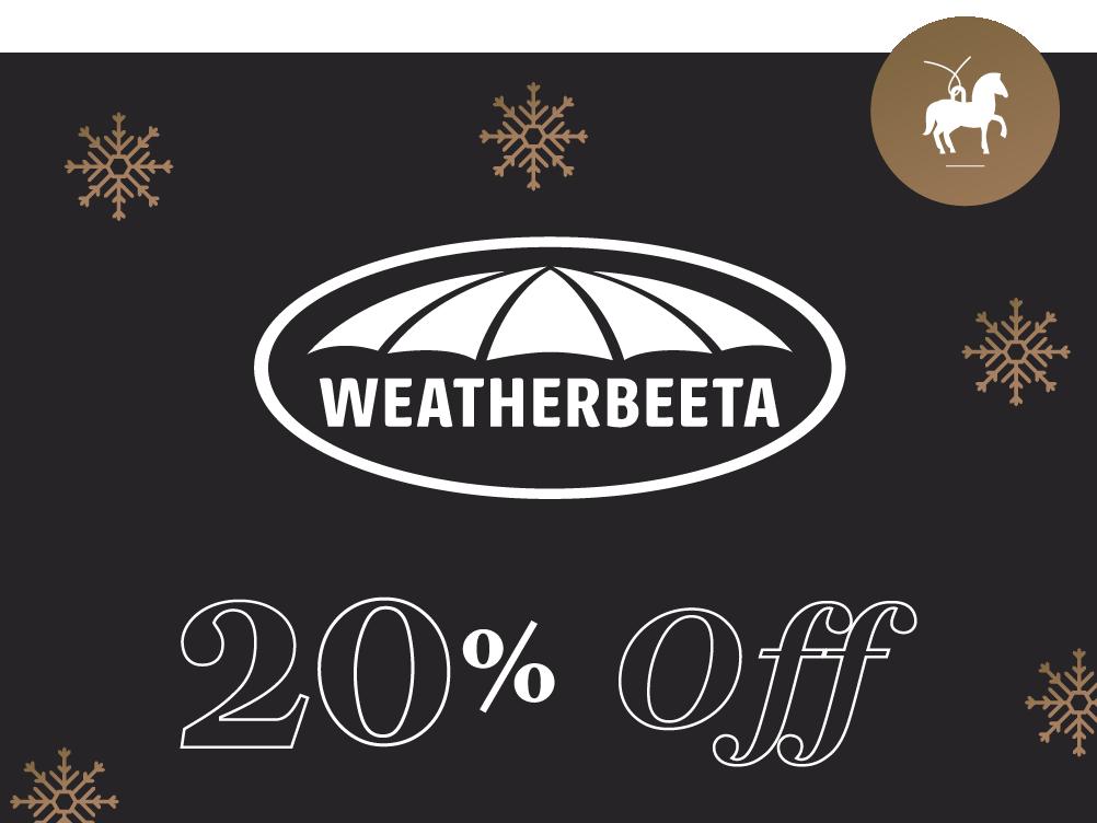 WeatherBeeta 20% Off