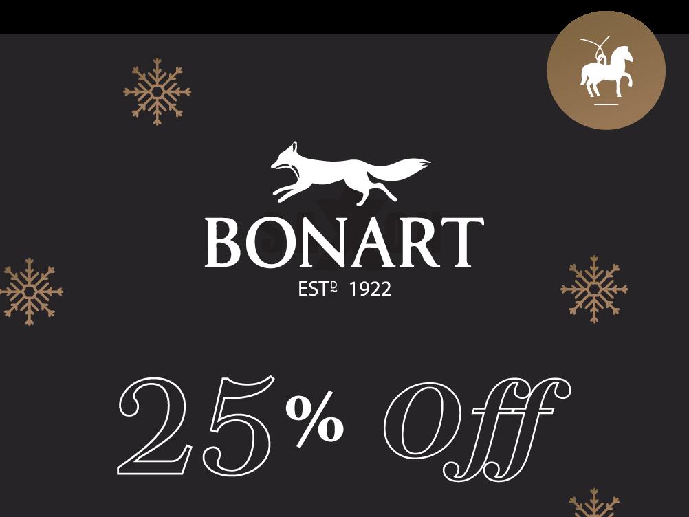Bonart 25% Off