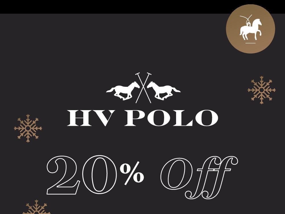HV Polo 20% OFF