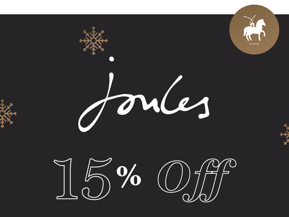 Joules 15% Off