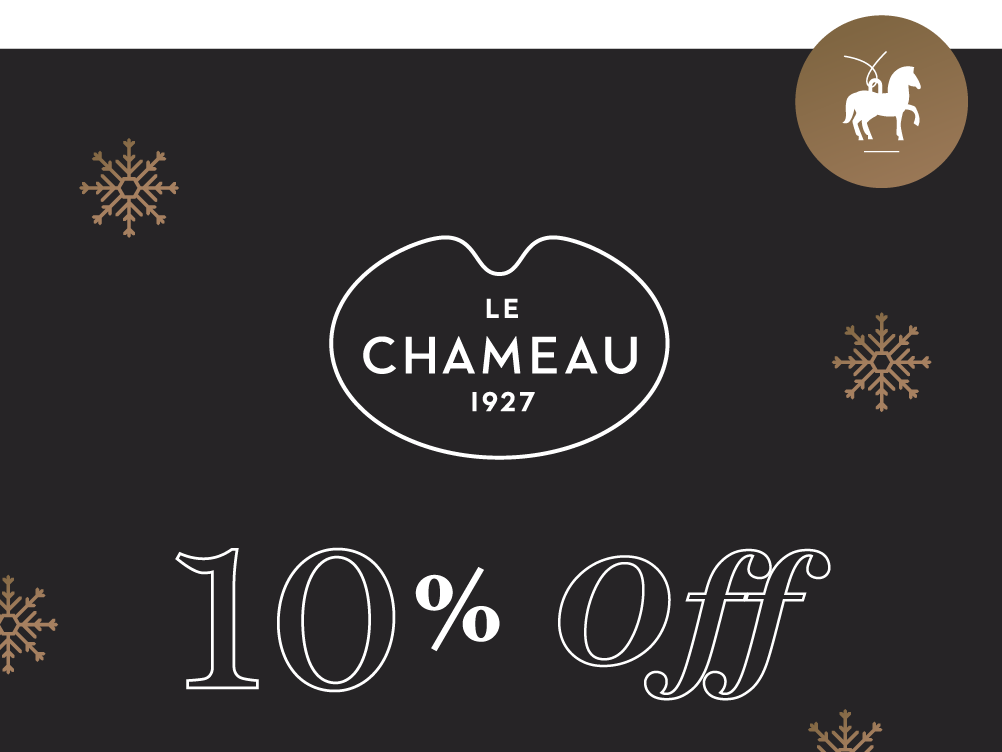 Le Chameau 10% Off
