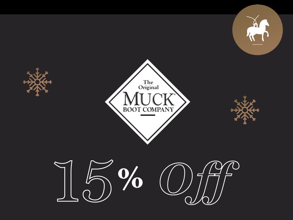 Muck Boot 15% Off