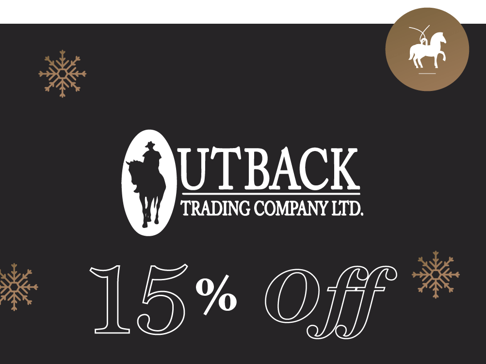 Outback 15% Off