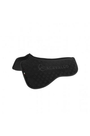 image of Acavallo Louvre Spine Free Silicone Memory Dressage Half Pad