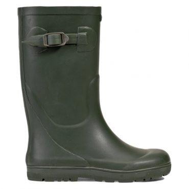 Aigle Childrens Woody Pop 2 Wellington Boots - Kaki