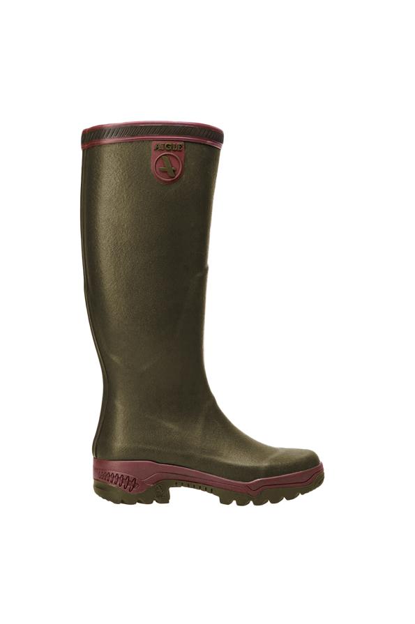 Aigle Parcours 2 Boots - Kaki