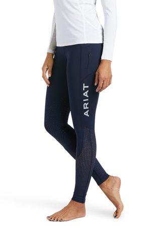 image of Ariat Ladies EOS Knee Patch Tight