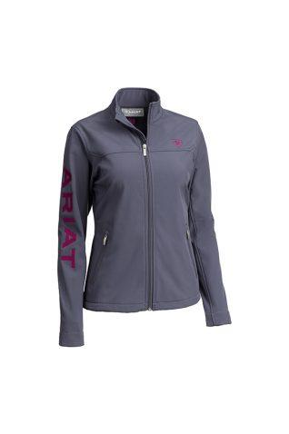 image of Ariat Ladies New Team Softshell Jacket
