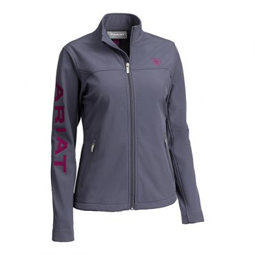 Ariat Ladies New Team Softshell Jacket  - Periscope