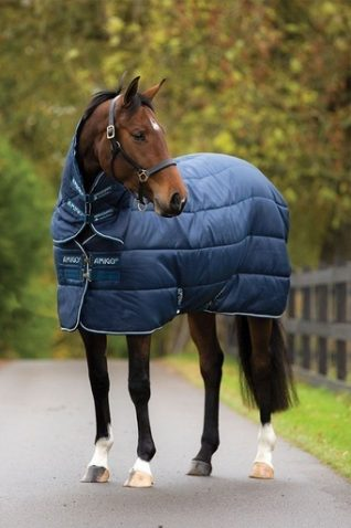image of Horseware Amigo Insulator Plus Stable Blanket 350g