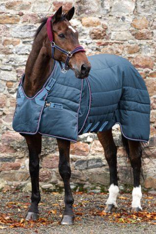 image of Horseware Rambo Optimo Stable Blanket 200g