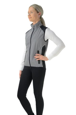 image of HyVIZ Silva Flash Reflective Vest