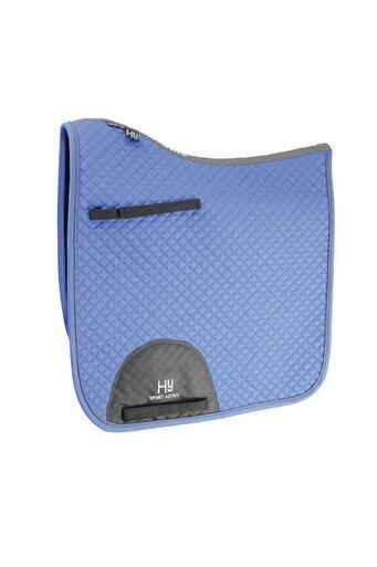 Hy Sport Active Dressage Saddle Pad - Regal Blue