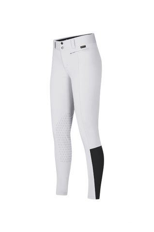 image of Kerrits Ladies Affinity Ice Fil Knee Patch Breeches