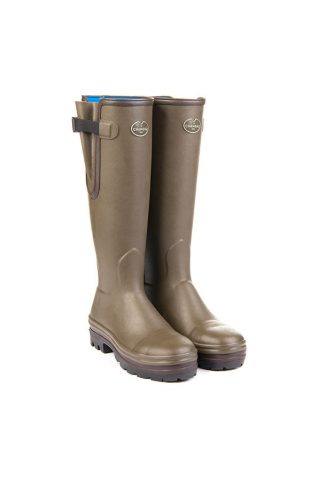 image of Le Chameau Ladies Vierzonard Yard Neoprene Boots
