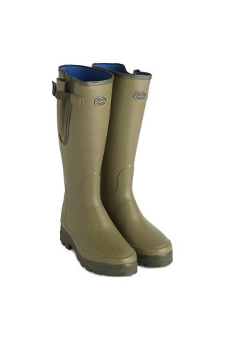 image of Le Chameau Mens Vierzonord Neoprene Lined Boots