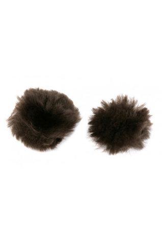 image of LeMieux Lambswool Ear Plugs