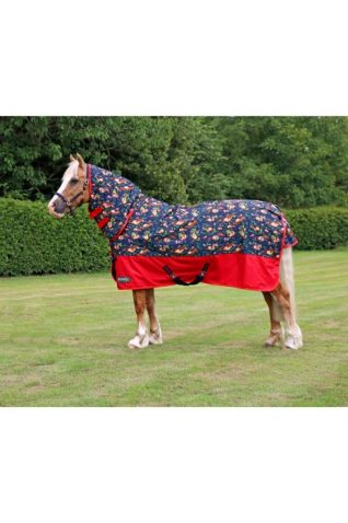 image of StormX Original 200g Combi Turnout Rug Thelwell Collection