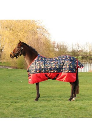 image of StormX Original 100g Stable Rug Thelwell Collection