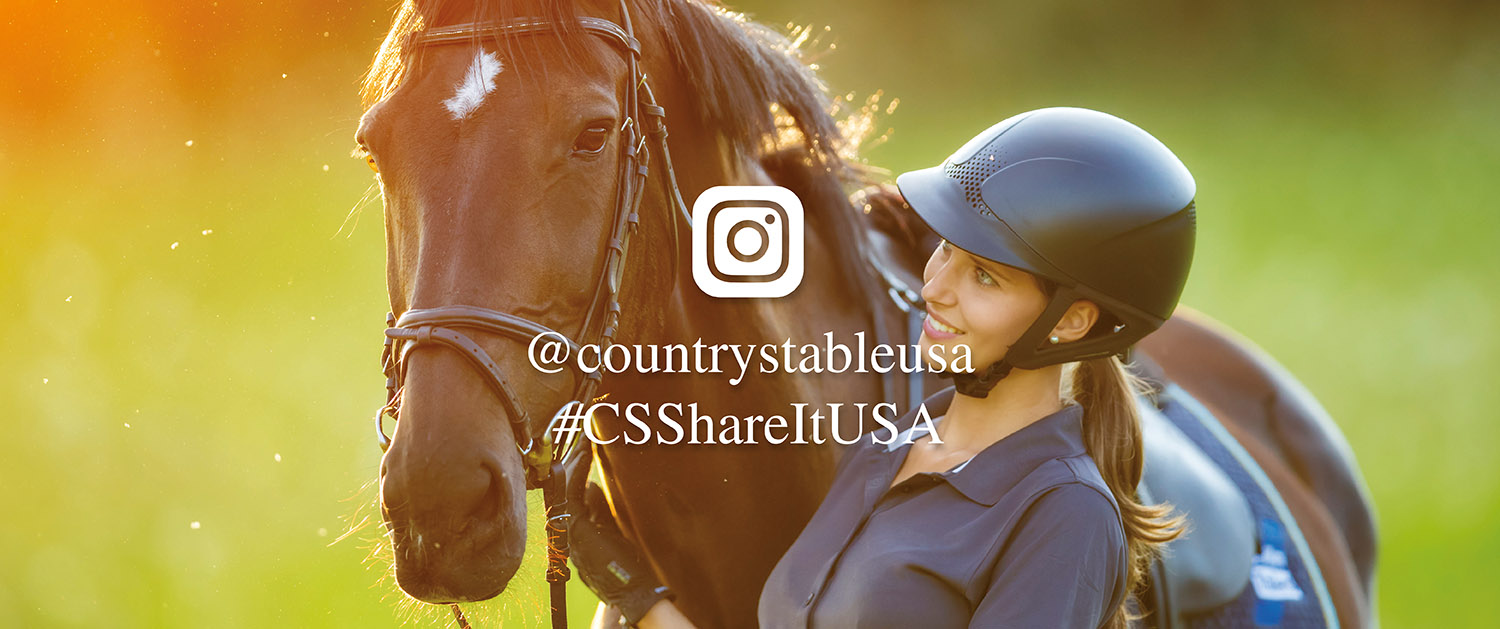 Country & Stable USA Instagram Share It