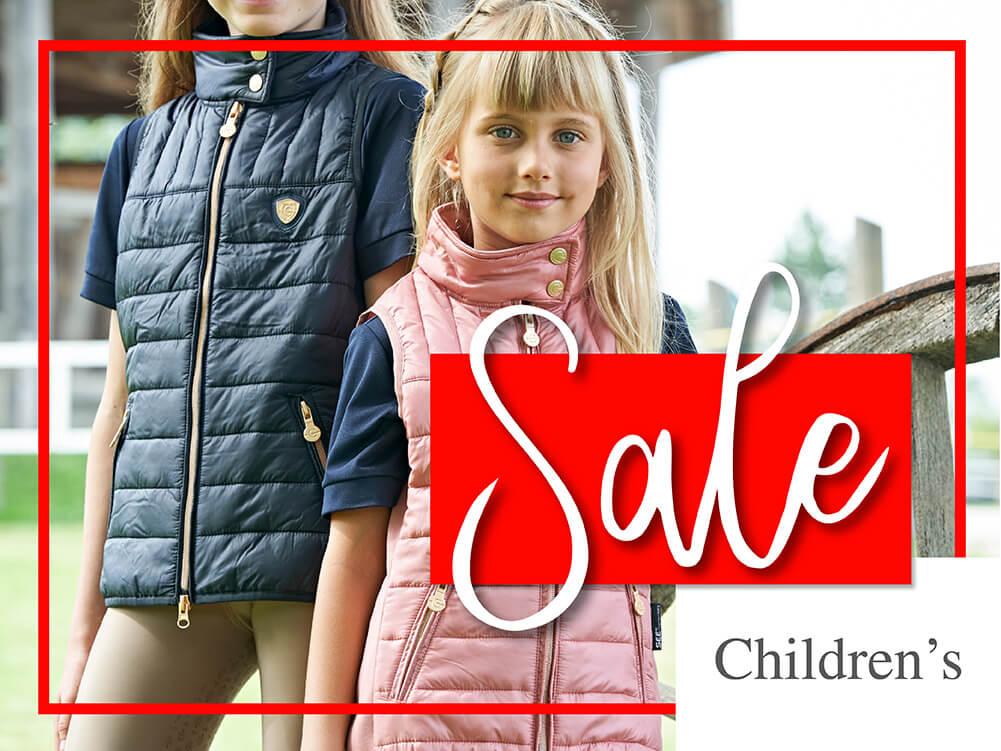Children's Sale